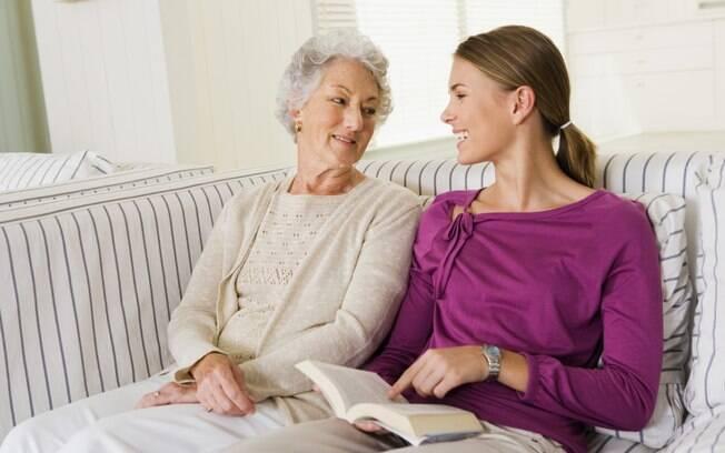 Experiência e juventude: amizades com grandes diferenças de idade beneficiam as duas partes