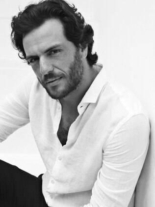 Rodrigo Lombardi levou o título de mais sexy em 2009 e 2011