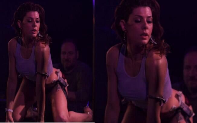 Marisa Tomei em 'O Lutador' (2009)
