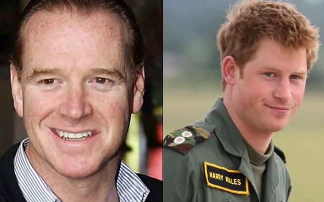 Jaime Hewitt e Harry: pai e filho, segundo complô