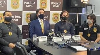 Tráfico de drogas pesado, diz delegado sobre operação na Cracolândia