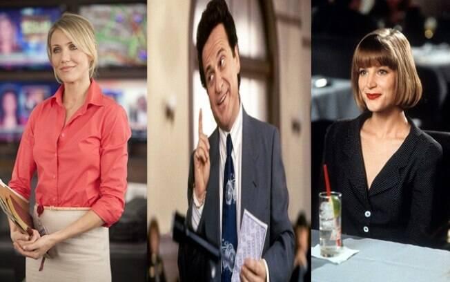 Cameron Diaz, Joe Pesci e Bridget Fonda fazem parte dos atores aposentados