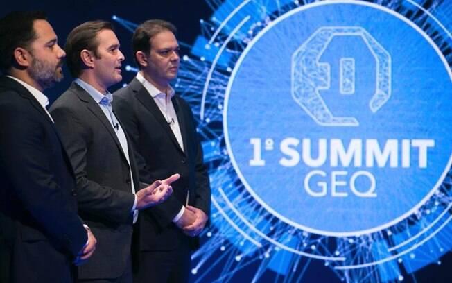 Grupo Edson Queiroz: 1º Summit GEQ reúne nomes do ambiente corporativo nacional