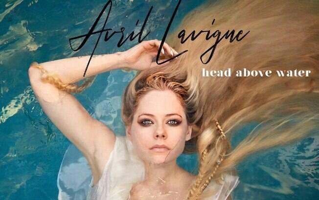 Avril Lavigne lança 'Head Above Water', música em que fala sobre sua luta contra a doença de Lyme