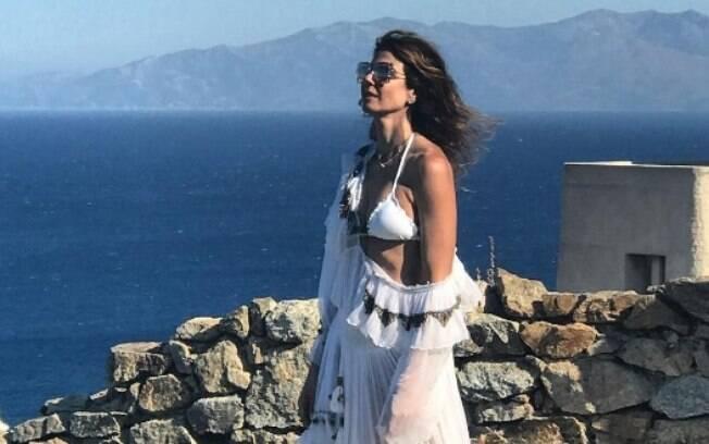 Veja o que Luciana Gimenez e mais famosos estão fazendo nas férias