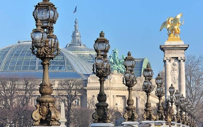 Grand Palais tem grande variedade de exposições. Foto: Wikimedia Commons