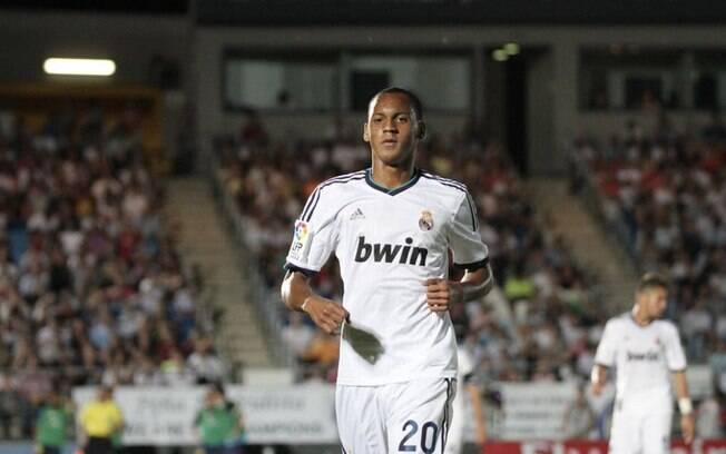 Fabinho já usou a camisa do Real Madrid