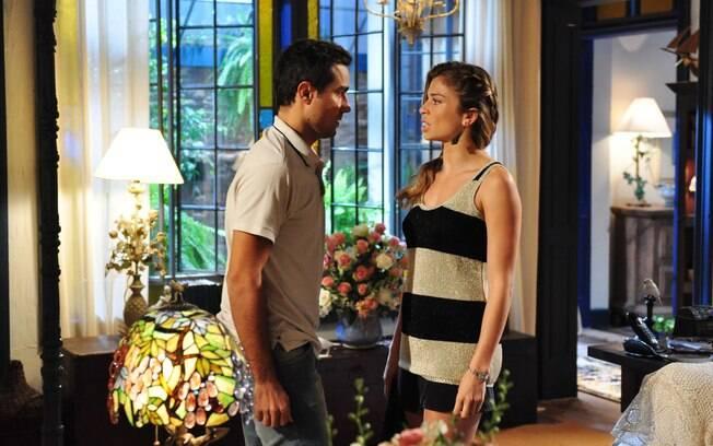 Vicente e Lucena vão reatar o noivado?