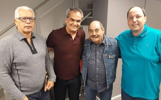Alfredo Santos Loebeling%2C ex-juiz que apitou duas finais do Paulistão com arbitragem dupla