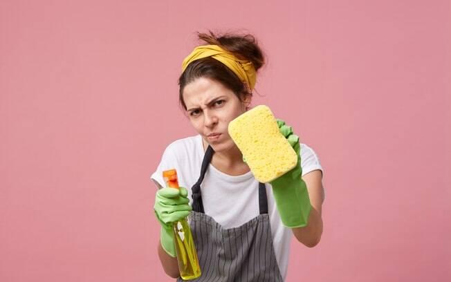 Será que você limpa a casa corretamente? Estes 13 objetos devem ter um cuidado especial
