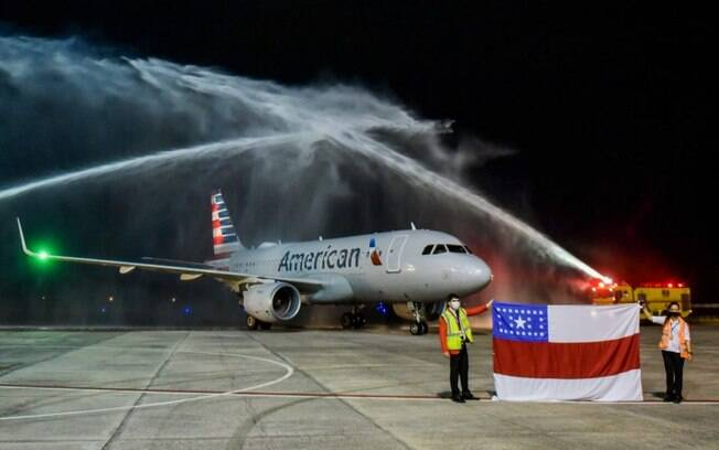 American Airlines anuncia retorno de voo entre Miami e Manaus