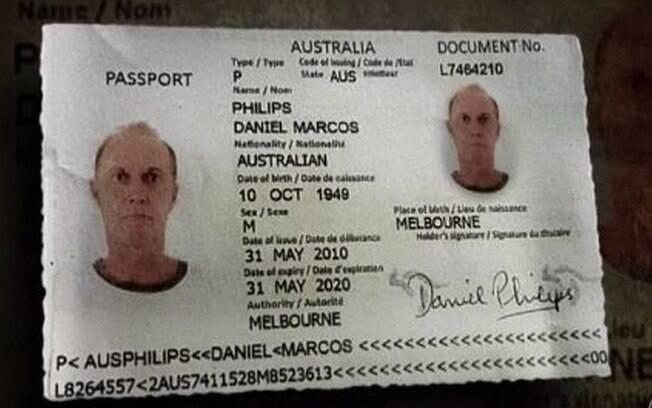 Australiano acusado de pedofilia