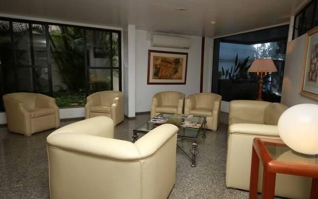 Sala de visita do NIP