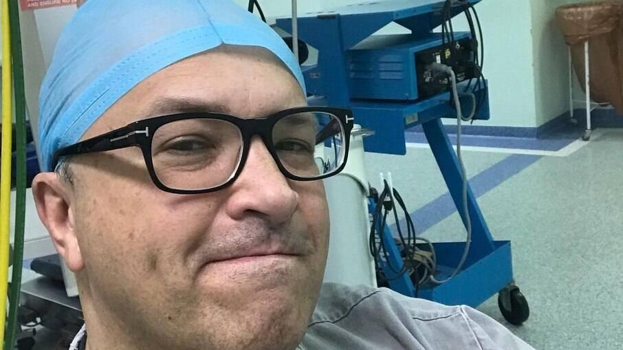 Dr Klaus Brodbeck