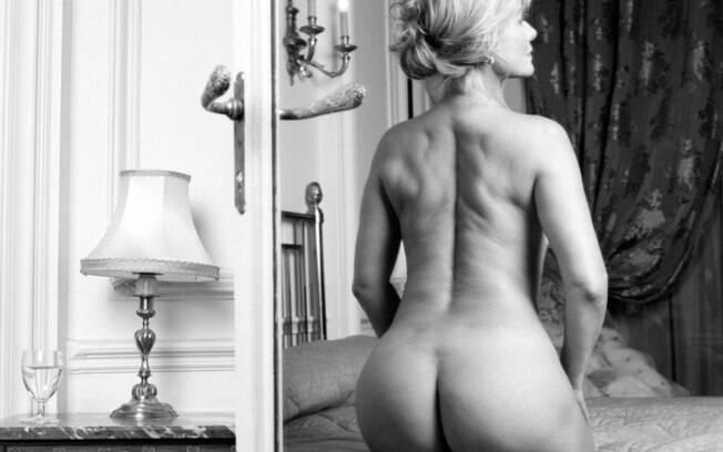 Vera Fischer relembra ensaio nu para a Playboy