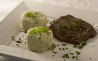 Purê de batata de baixa lactose