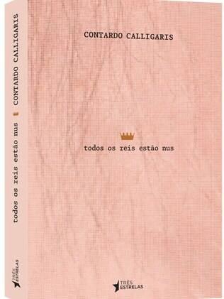 Capa do livro que compila artigos de Calligaris