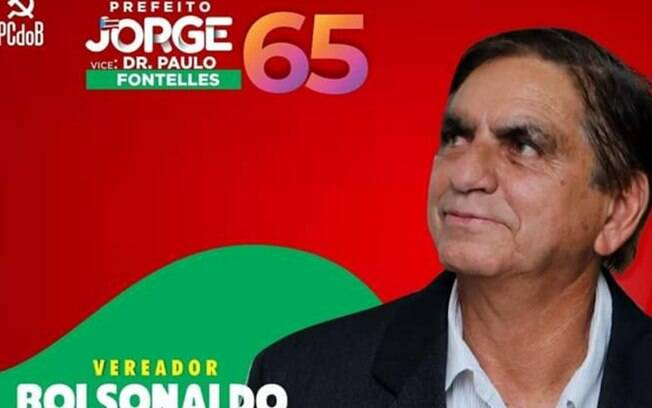 Sósia de Bolsonaro é candidato a vereador na cidade de Marituba, no Pará