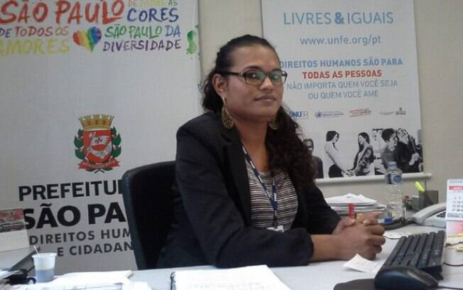 Dediane Souza foi o primeiro caso de registro oficial com nome social