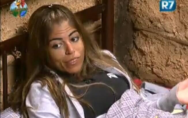 Raquel Pacheco quer voltar para a Roça e falar com João