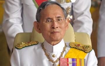 Rei da Tailândia morre e campeonato local é encerrado faltando duas rodadas
