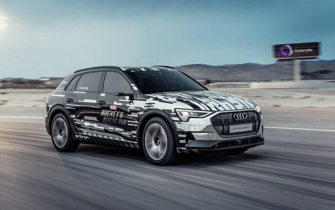 Visitantes do CES 2019 terão a oportunidade de imergir numa ficção em realidade virtual, através do Audi e-Tron
