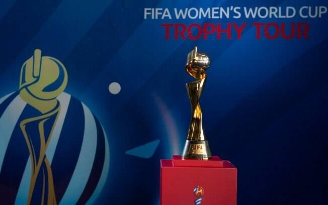 Taça da Copa do Mundo feminina