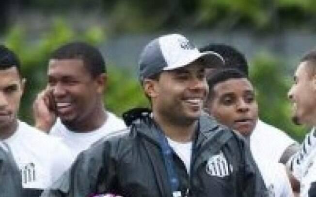 Jair Ventura balança no cargo de treinador do Santos