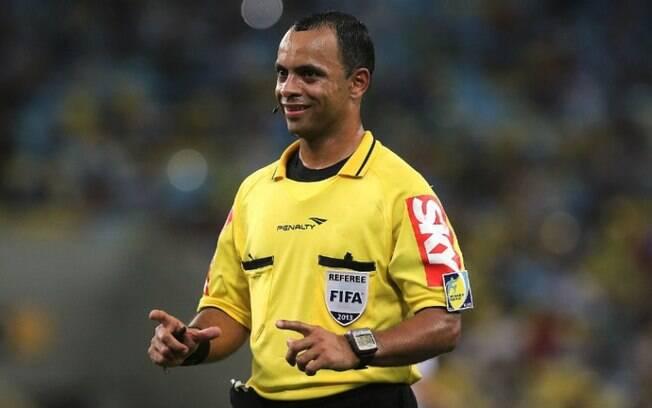 Wilton Pereira Sampaio será o árbitro de São Paulo x Flamengo