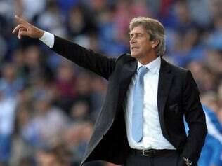 Pellegrini fez um excelente trabalho no Málaga, inclusive levando o time às quartas de finais da UCL