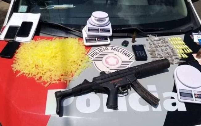 PM prende três por tráfico de drogas em Hortolândia
