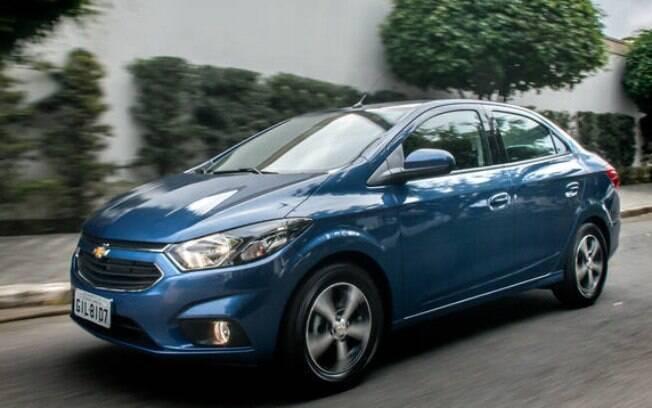 Chevrolet Prisma: sedã do Onix teve um ticket médio acima de R$ 55 mil e faturou quase R$ 4 bilhões no ano passado
