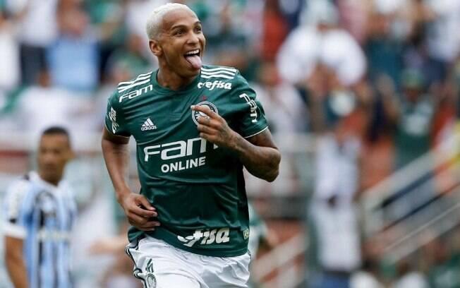 Deyverson retornará ao Palmeiras