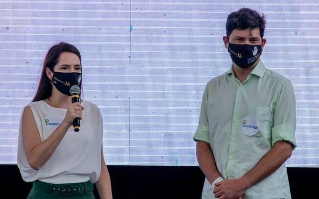 Partido do vice rompeu com candidata após adesão a Bolsonaro