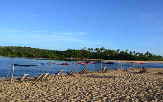 Caraíva, na Bahia, fica a 70 quilômetros de Porto Seguro