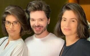 Quem é quem? Renata Vasconcellos aparece ao lado da irmã gêmea