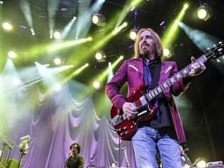 Após 37 anos, Tom Petty chega ao topo das paradas americanas