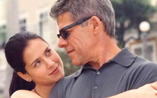 Mel Lisboa viveu Anita