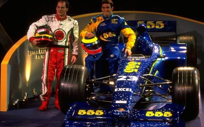 Ricardo Zonta (1999-2001, 2004): o brasileiro esteve em cinco temporadas e correu 37 provas pelos times BAR, Jordan e Toyota. Passou por Stock Car. Está agora com a equipe BMW no Mundial de Turismo e divide carro com Sergio Jimenez. Disputa também a Copa Petrobras de Marcas pela Toyota