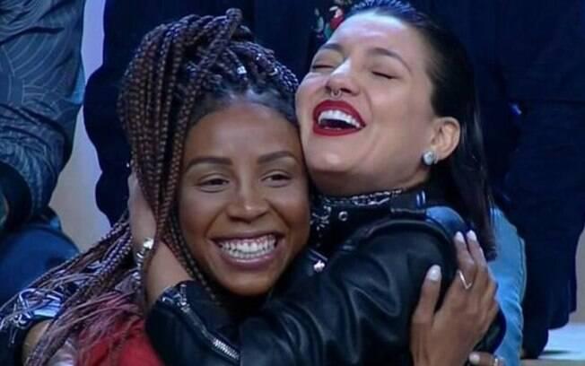 Luane Dias e Gabi Prado