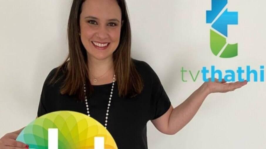 Após ser demitida pela TV Vanguarda, Marcela Mesquita é contratada por afiliada do SBT