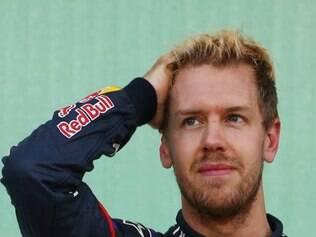 Sebastian Vettel se prepara para adversidades no GP da Índia