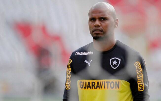 Jefferson, ídolo do Botafogo