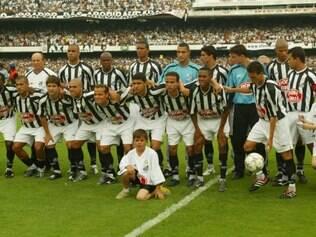 O Santos foi a última equipe a faturar o título do Brasileiro no formato mata-mata