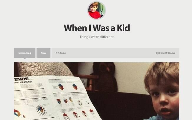 Medium permite criar coleções de conteúdos, como no Pinterest, mas com fotos, vídeos ou textos, além de votar nos conteúdos mais interessantes, como no Digg