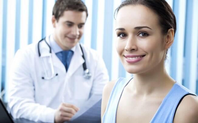 Consulte um médico antes de se jogar nas atividades físicas