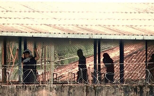 """Segundo o Conselho Nacional de Justiça, o presídio de Altamira apresenta """"péssimas"""" condições"""