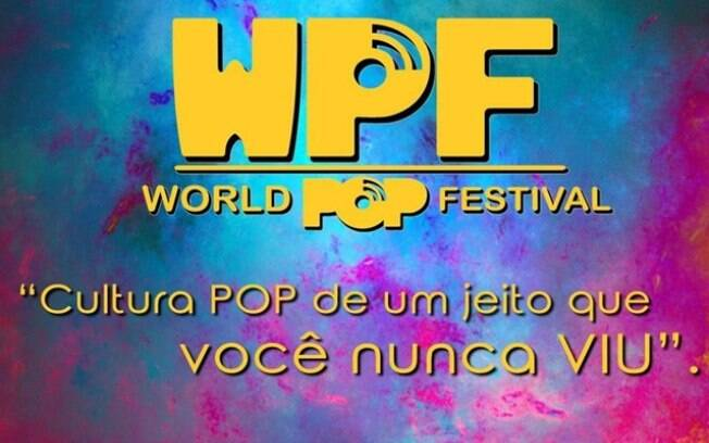 World Pop Festival garante o melhor da cultura pop em um único lugar
