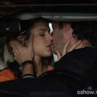 Romance na telinha: Laerte poderia ser o pai de Luiza