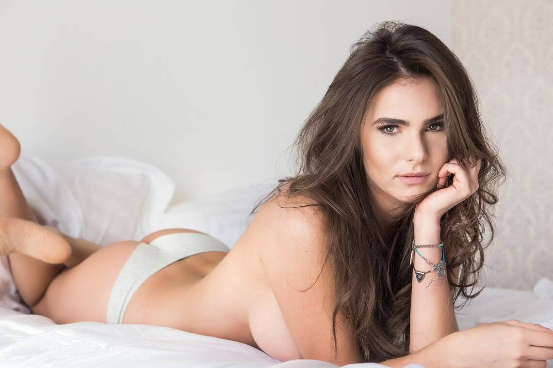 Flavia Martins 7 - por Michelle Moll